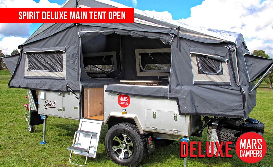 Mars Spirit Deluxe Camper Trailer Sales Geelong Patto S